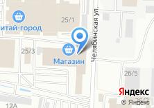 Компания «БДМ» на карте