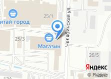 Компания «Технотелеком компания по изготовлению дубликатов автомобильных номеров» на карте