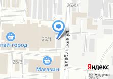Компания «Восход+» на карте