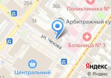 Компания «Центр Финансовой Защиты» на карте