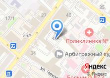 Компания «Смарт-Центр Иркутск» на карте