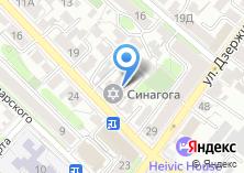 Компания «Синагога» на карте