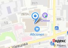 Компания «ВиВа» на карте