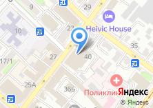 Компания «Мобильник» на карте