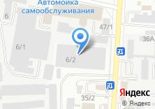 Компания «Альта+» на карте