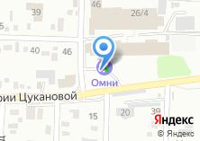 Компания «АЗС Омни Правый берег» на карте