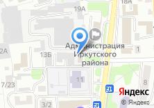 Компания «Апрелков и партнеры» на карте