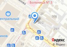 Компания «Фонд имущества Иркутской области» на карте