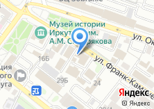 Компания «Мои Герои» на карте