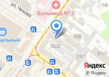 Компания «СЦ РСТ» на карте