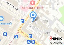 Компания «Геотехнологии» на карте