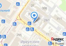 Компания «АлтайПродукт» на карте
