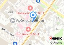 Компания «Музей пожарной охраны г. Иркутска и Иркутской области» на карте