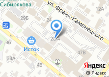 Компания «ОПС-Безопасность» на карте