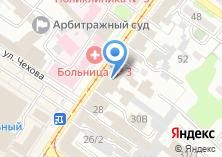 Компания «Управление образования Иркутской области» на карте