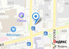 Компания «СибИнвестРегион» на карте