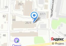 Компания «ВУДСИБКОЛОР» на карте