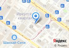 Компания «Основной инстинкт» на карте
