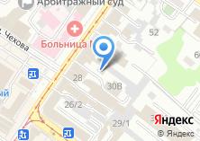 Компания «ОбувКом» на карте