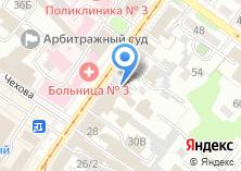 Компания «Спас» на карте