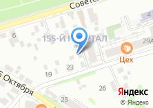Компания «Sibkea» на карте
