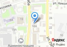 Компания «Комиссион» на карте