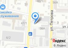 Компания «МАК-ДАК Байкал» на карте