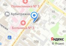 Компания «MobiComService» на карте