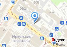 Компания «MakFine» на карте
