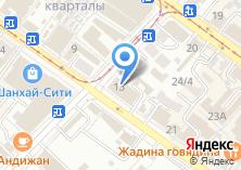 Компания «Кафе у Сони» на карте