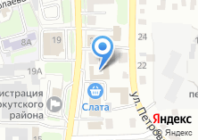 Компания «РОСМО» на карте