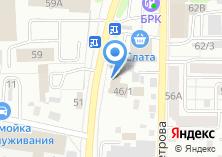 Компания «Uni-Dev» на карте