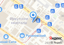 Компания «Банкнота» на карте