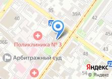 Компания «Фонд социального страхования РФ» на карте