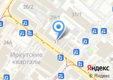 Компания «Все для шитья» на карте