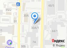 Компания «Сибмаркет» на карте
