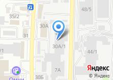 Компания «Астер-Мебель» на карте