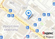 Компания «Атекс» на карте