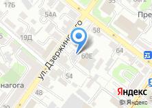 Компания «BaikalSvet» на карте