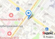 Компания «24 abcd» на карте