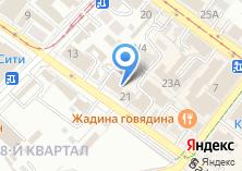 Компания «Звезда Байкала» на карте