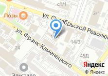 Компания «Фирма Строй-Град» на карте