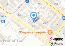 Компания «Anetti» на карте
