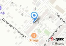 Компания «Аврора Бореалис» на карте