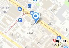 Компания «Абрикос» на карте