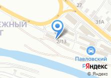 Компания «Автобезопасность» на карте