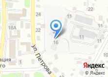 Компания «Т-К-Сервис» на карте