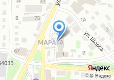 Компания «Байкал-Шина» на карте