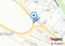 Компания «ШиноМЭН» на карте