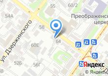 Компания «Финсовет-Иркутск» на карте